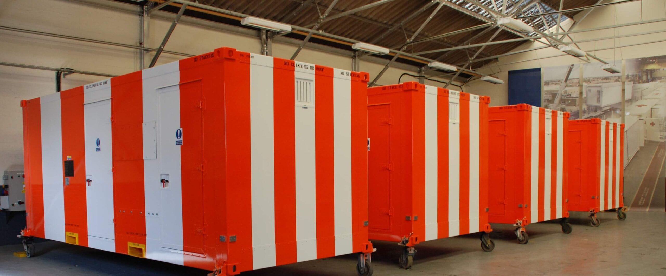Equipment-GSM-Shelter