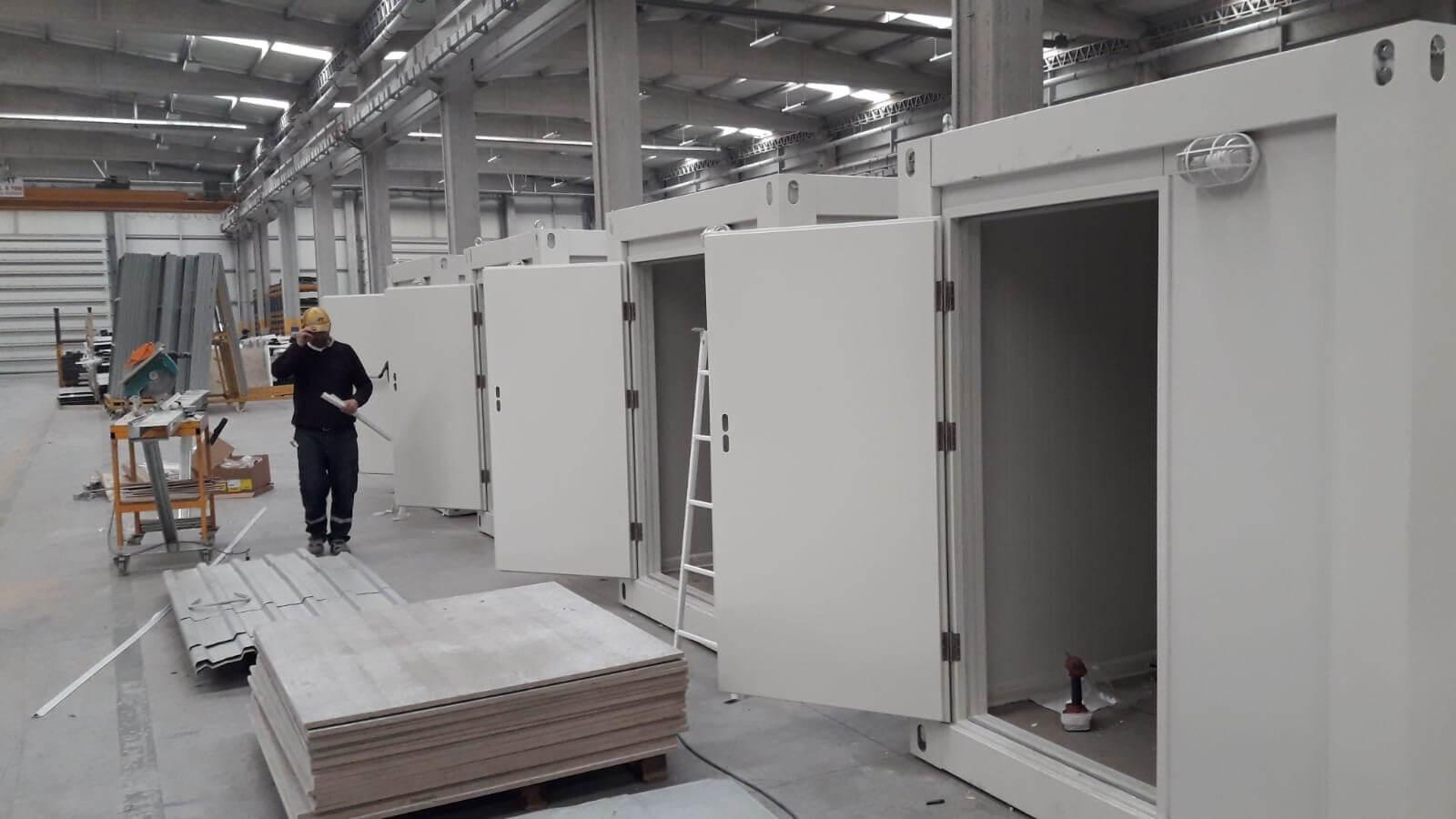 Telekom-gsm-konteyner-shelter