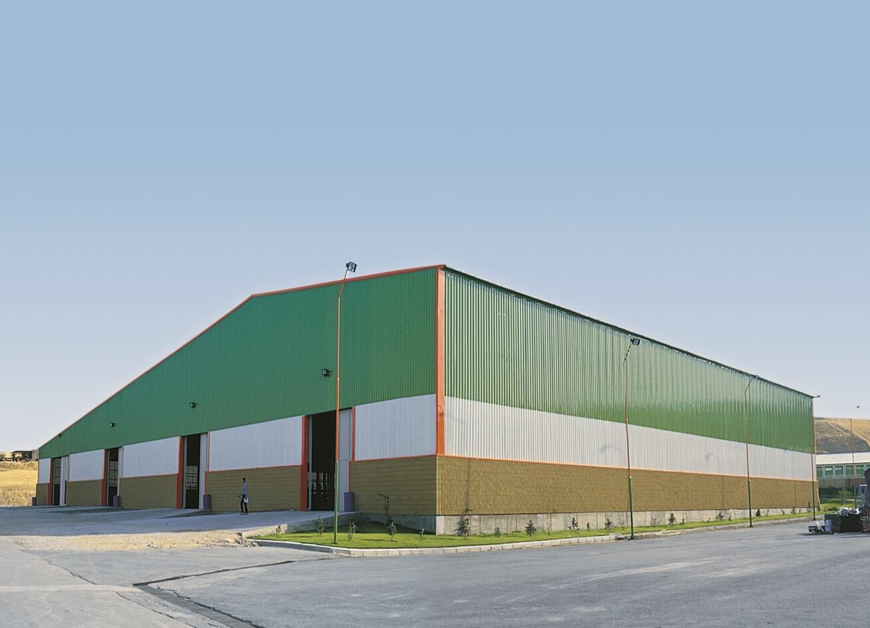 Warehouse-prefab